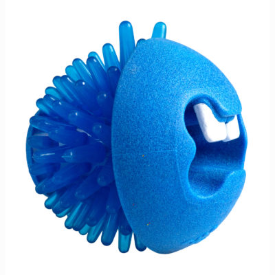 rogz-balle-jouet-fred-bleu-friandises-dents