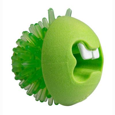 rogz-balle-jouet-fred-vert-friandises-dents