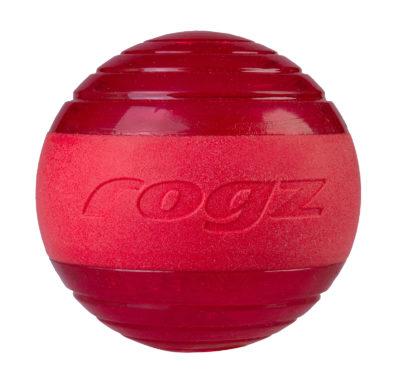rogz-balle-jouet-squeekz-rouge-lancer