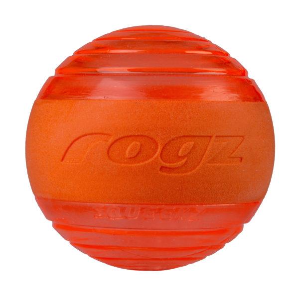 rogz-balle-jouet-squeekz-orange-lancer